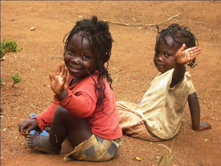 ARMUT IN UGANDA – ARMUT-SITUATION IN KAMPALA UGANDA – ABSOLUTE ARMUT IN UGANDA