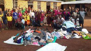 Child care support in Uganda