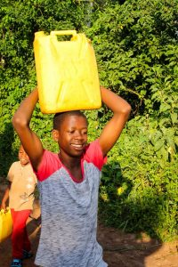 Clean and safe water for Ugandan schools